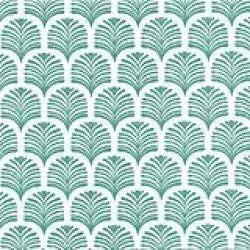 Paviot Serviette papier jetable Fran/çoise motif perroquet en intiss/é 40 cm par 20