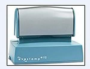 New EP 112 EVOSTAMP 12 lines Pre ink stamp-