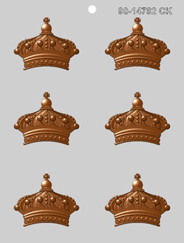 CK Products 2-1/2-Inch Crown Chocolate -