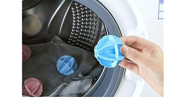 ee3329eddec 10 pcs Laundry Ball Tangle-free Colorful Washing Ball