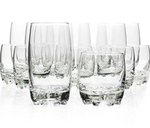Bormioli Rocco Galassia 16-piece Glassware Set