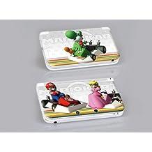 Nintendo 3DS XL MARIO CART Protective Vinyl Skin Decal Set