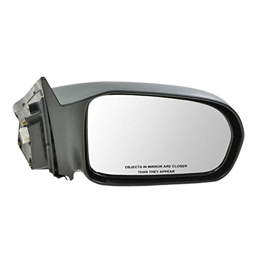 Power Mirror Right Door Passenger Side for 01-05 Honda Civic Coupe 2 Door Coupe Power Mirror