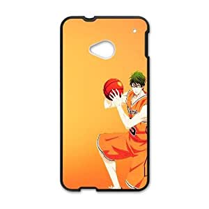 HTC One M7 phone cases Black Kuroko no Basket fashion cell phone cases TRUG1027603