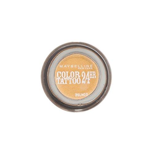 Gemey Maybelline Eyestudio Color Tattoo 24h - 75 Gold