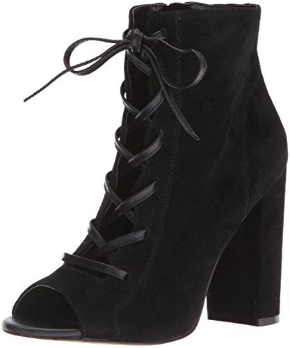Sam Edelman Womens Yvie Ankle Bootie Black