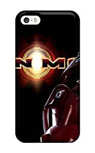 Tpu Iron Man Case Cover Protector For Iphone 5/5s Attractive Case