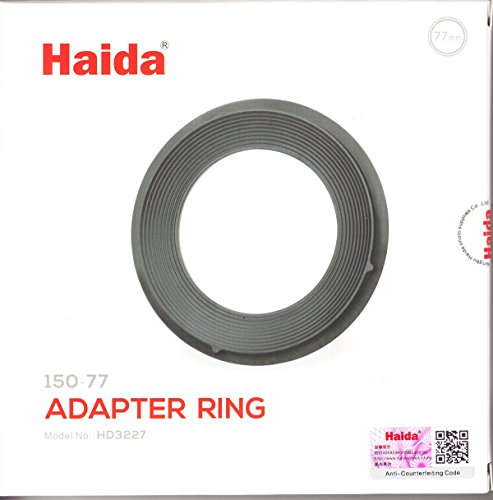 Haida 77mm Metal Adapter Ring for 150 Series Filter Holder