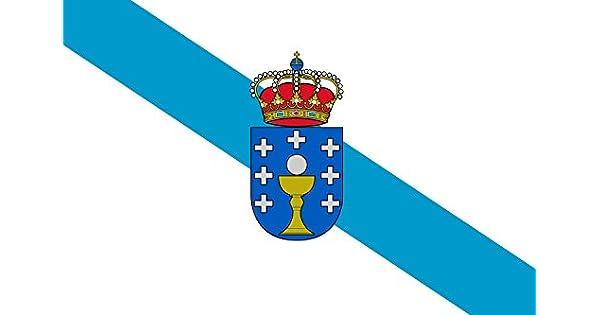 Amazon.com: Galicia Bandera | Paisaje Bandera | 0.06qm ...