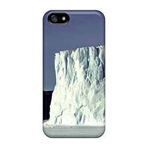 Barne Glacier-antartica Case Compatible With Iphone 5/5s/ Hot Protection Case