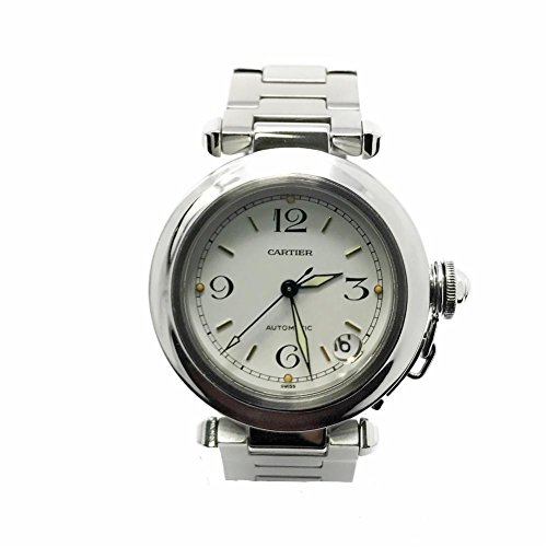 Cartier-Pasha-swiss-automatic-mens-Watch-W31074M7-Certified-Pre-owned
