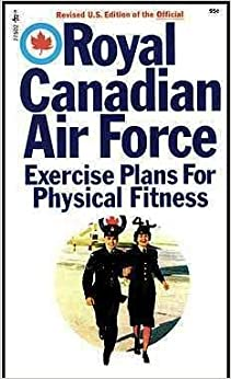 Book Royal Canadian Air Force Exercise Plans for Physical Fitness