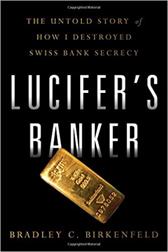 Lucifers Banker book cover