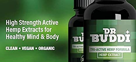 Dr Buddi High Strength Hemp Extract | 5% (500mg) | Anti-inflammatory ...