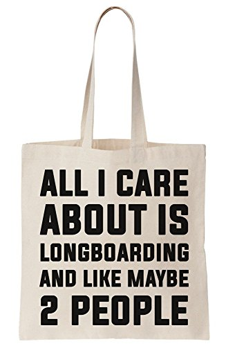 I And Is Maybe About Care Like 2 People Bag Canvas All Tote Longboarding qOfXwpwd