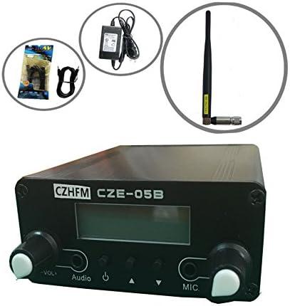 CZH 0.5W CZH-05B/CZE-05B transmisor FM estéreo de Largo ...