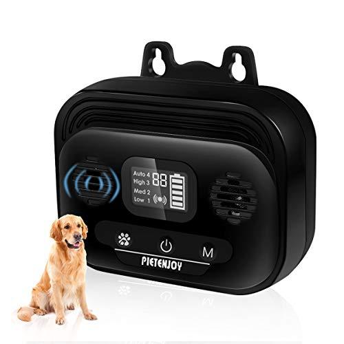 Geohee Anti Barking Device,Bark Box Dog Barking Deterrent,Dog Training&Behavior Aids,Bark Control Devices,Ultrasonic Dog…