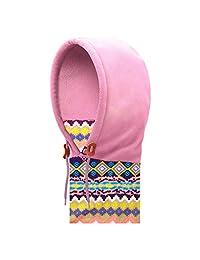 Triwonder Fleece Full Face Cap Hat Neck Warmer Face Mask Balaclava Hat