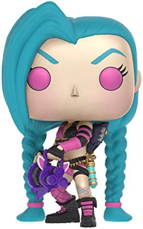 Funko League of Legends - 10305 - Figurines Pop! Vinyle - Jinx