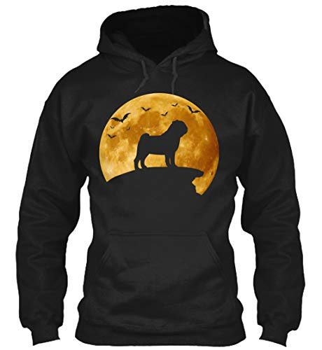 Halloween Costumes for. S - Black Sweatshirt - Gildan 8oz Heavy Blend Hoodie ()