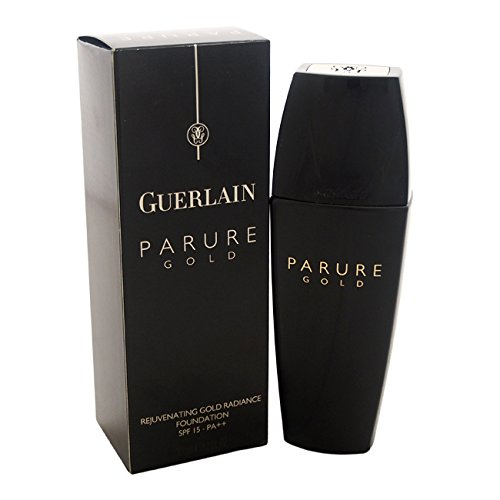 Guerlain Spf 15 Foundation (Guerlain Parure Gold Rejuvenating Gold Radiance Foundation, SPF15-05 Beige Inte, 1 Ounce)