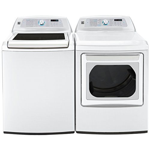 Kenmore Elite Top Load Laundry 5 2 Cu Ft Washer