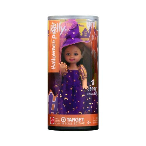 Barbie Kelly Club - Jenny Doll As the Witch - Halloween Party - Target Special Edition Doll ()