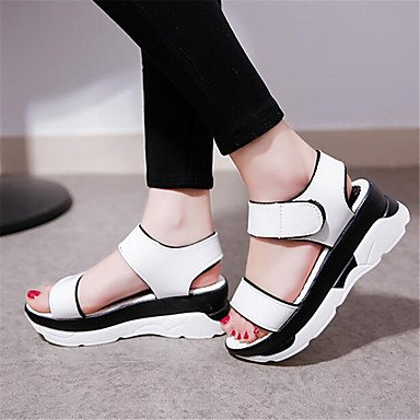 Women'S Comfort Canvas CN39 Comfort UK6 Casual Sneakers Spring US8 Flat White Pu EU39 RTRY TawqSdT