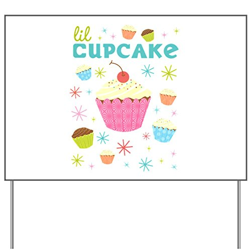 Yard Sign Lil Cupcake