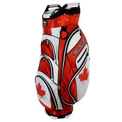 Hot-Z Golf Canada Cart Bag by Hot-Z Golf by Hot-Z Golf (Image #1)