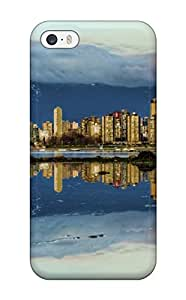 3943535K42737898 High Quality Vancouver City Skin Case Cover Specially Designed For Iphone - 5/5s