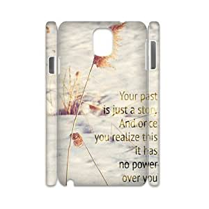 Quotes Custom 3D Cover Case for Samsung Galaxy Note 3 N9000,diy phone case ygtg529898