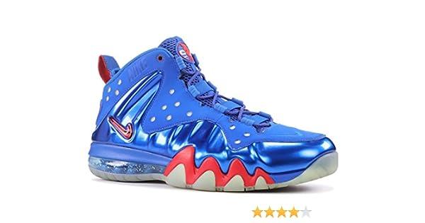 save off 62068 575e4 Amazon.com   Nike Air Barkley Posite Max 76ers Mens Basketball Shoes  555097-300 Energy 7.5 M US   Basketball