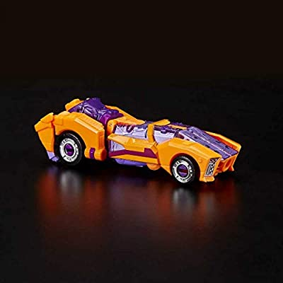 Transformers Generations Selects Deluxe Lancer: Toys & Games
