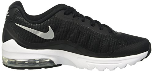 black Invigor Wmns metallic Multicolore Sport Air Silver Max De Nike Chaussures Femme white SzqFTHw