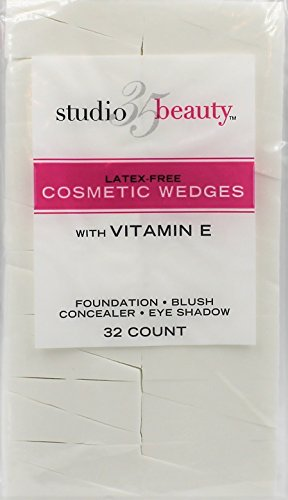 Cosmetic Wedges Vitamin Application Removal product image