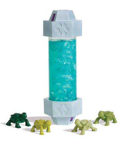 Action Capsule Toys Figure (1 X Turtles Teenage Mutant Ninja Turtles Mutagen Ooze with Mini Turtle Figure)