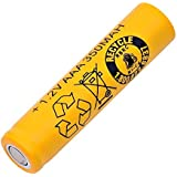 AAA NiCd Flat Top Rechargeable Battery