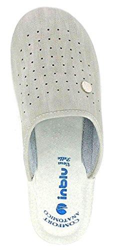 Mod Inblu Grigio Donna Pantofole 32b 40 Sanitarie Da q8HwIZSU8