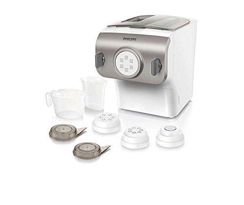 Philips Pasta Maker - HR2357/05 (Renewed) (Pasta Maker Electric Machine)