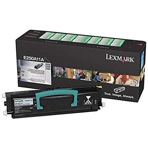Lexmark E250/E350/E352 Return Program Toner Cartridge-3.5K