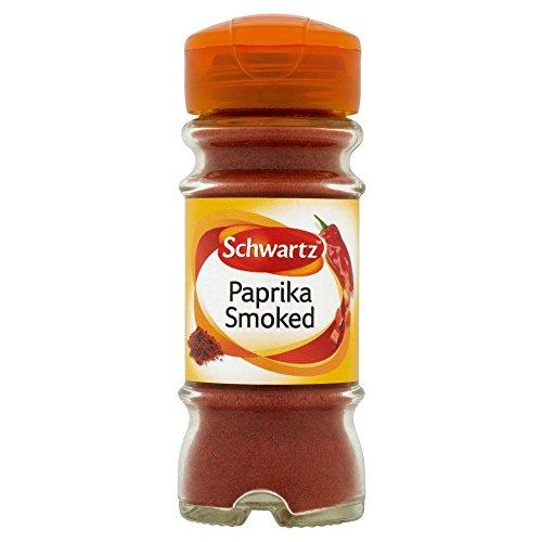 Schwartz Smoked Paprika (40g) - Pack of 2 by Schwartz