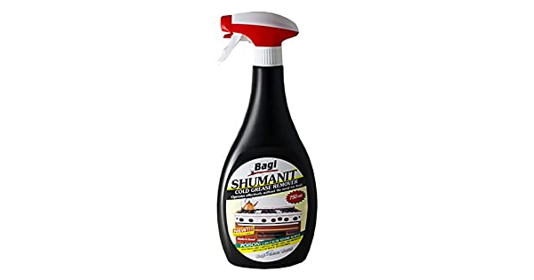 Amazon.com: Bagi shumanit – frío grasa removedor. Spray para ...