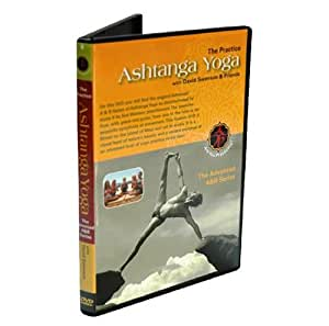 Ashtanga Yoga: Advanced A & B Series DVD