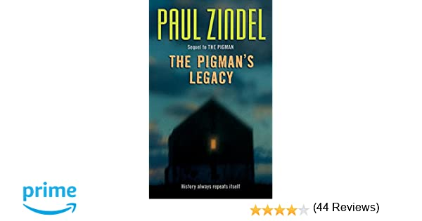 The Pigman s Legacy by Paul Zindel   Book Review the pigman essay www gxart orgthe pigman by paul zindel the pigman  institution affiliation course date