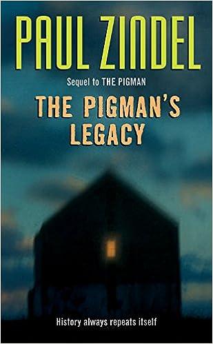 Pdf the pigman