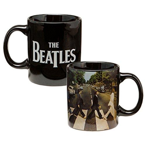 Road 12 Oz Mug - Beatles Collectible: 2011 Vandor Abbey Road Album Art 12 oz Mug