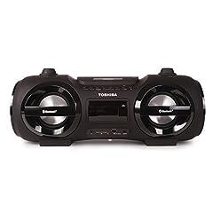 Wireless Bluetooth Boombox Speaker: