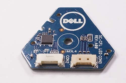 FMS Compatible with D14GX Replacement for Dell Light Board AWAUR7-7999SLV-PUS