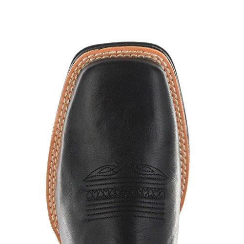 Stivali Uomo BootsDdb0057 FB Fashion M Weite western Black FTWA4